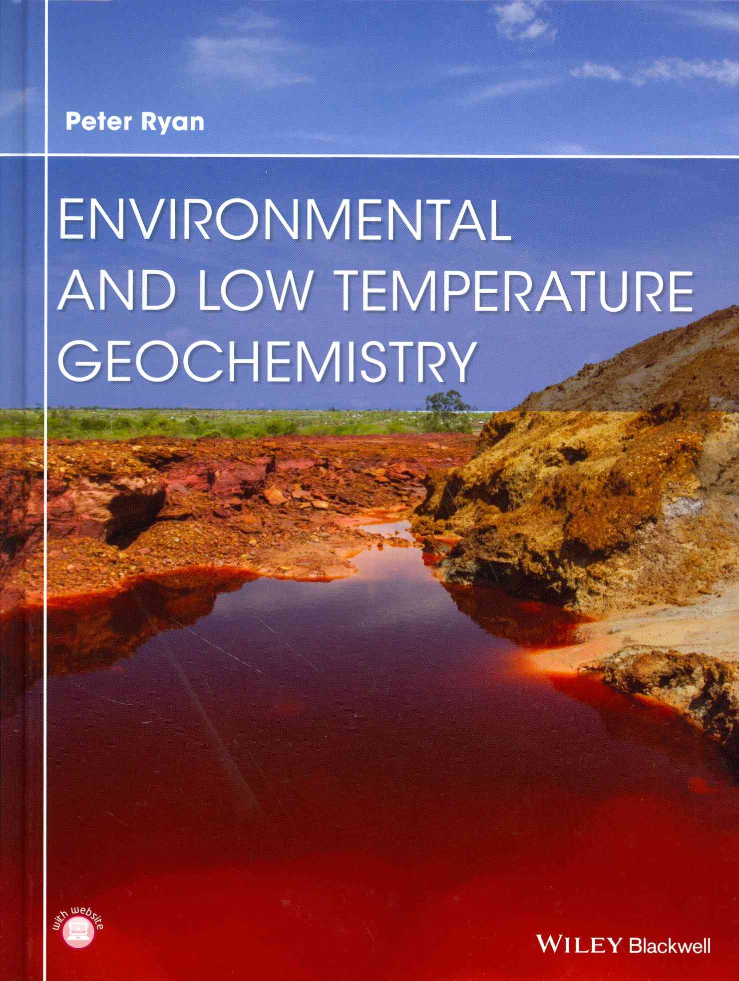 Environmental and Low Temperature Geochemistry By Ryan, Peter Crowley