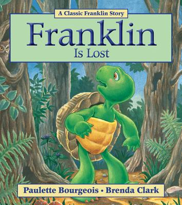 Franklin Is Lost By Bourgeois, Paulette/ Clark, Brenda (COR)